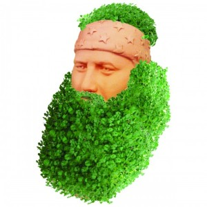 duck dynasty willie robertson chia pet from history channel $ 29