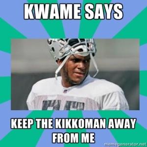 Kwame Says
