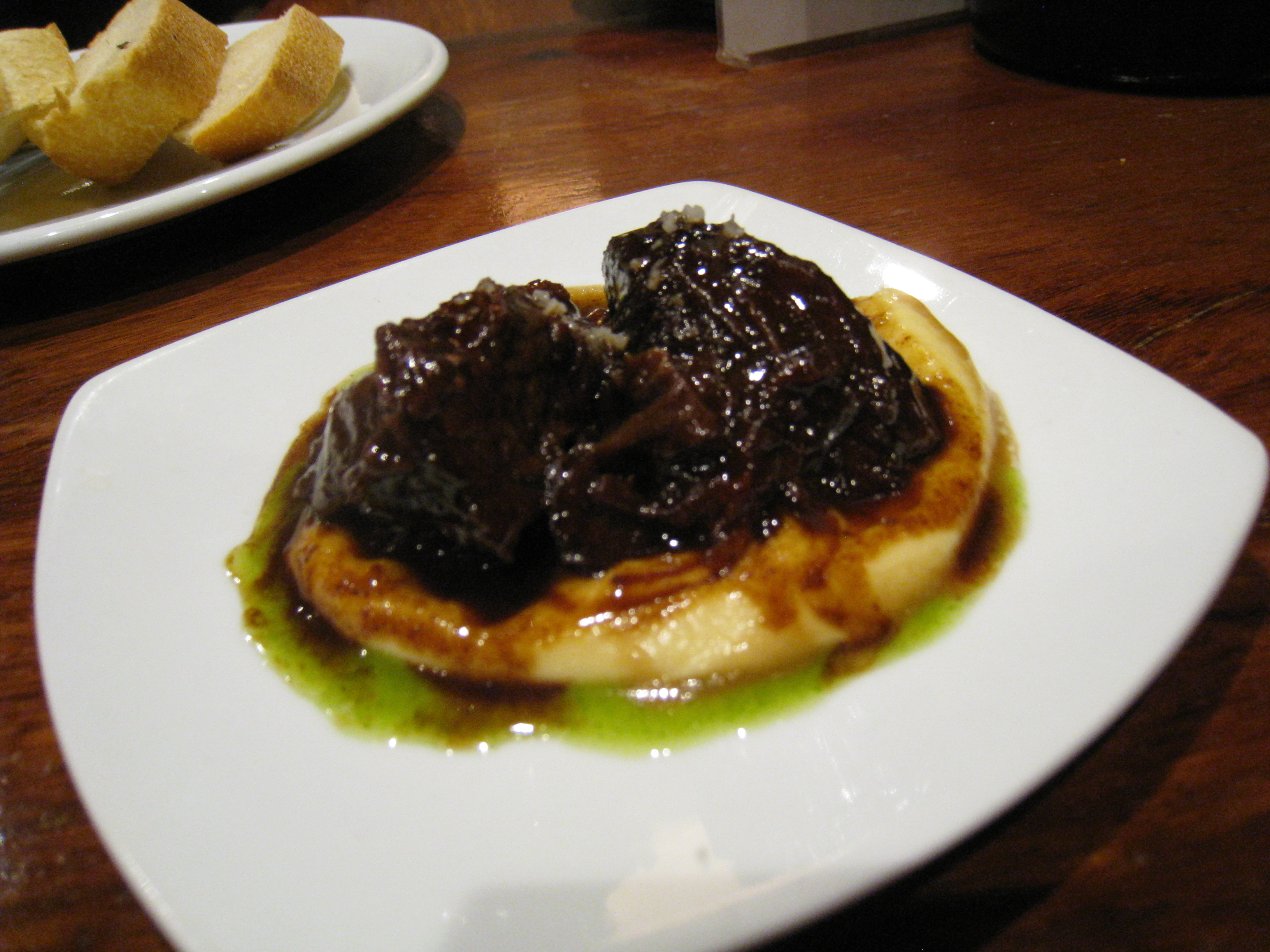 Beef Brisket Braised In Red Wine, Wrapped In Bacon Recipe ...