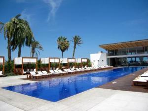 hotel paracas pool
