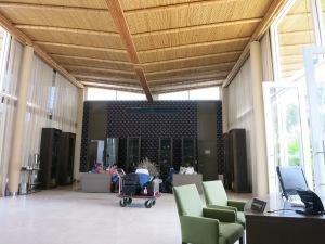 Hotel Paracas lobby