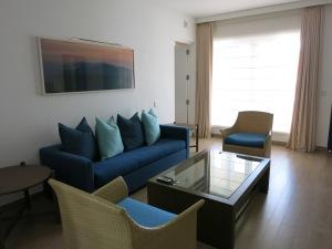hotel paracas living room