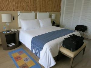 hotel paracas bed