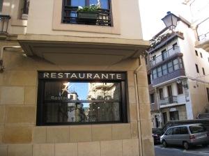 Koktxa restaurant
