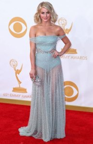 The 65th Primetime Emmy Awards arrivals in Los Angeles, California