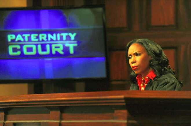 Judge Lauren Lake on Paternity Court