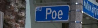 Poe sign