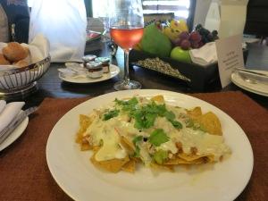 St. Regis nachos. The. Best.