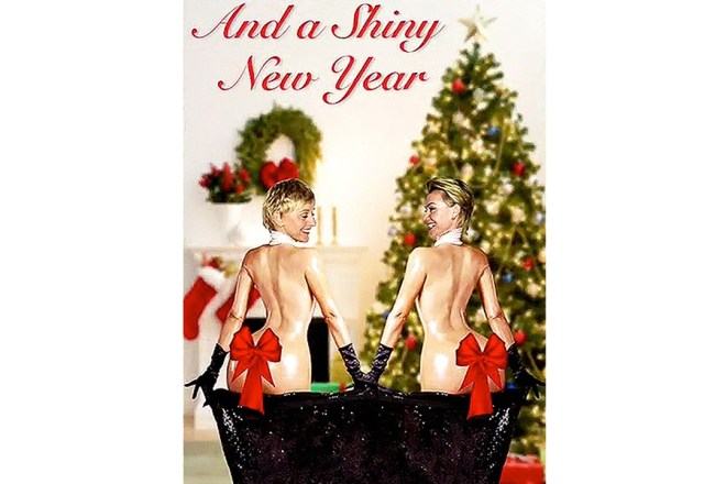 Ellen and Portia spoof Kim