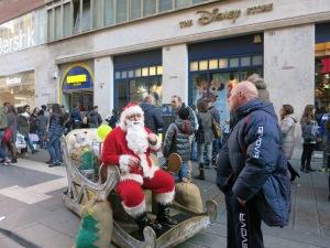 Neapolitan Santa