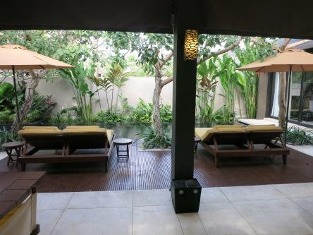 private pool again