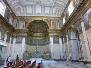 Chapel at the Royal Palace, Naples