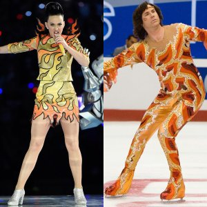 Katy Perry/Will Ferrell mashup