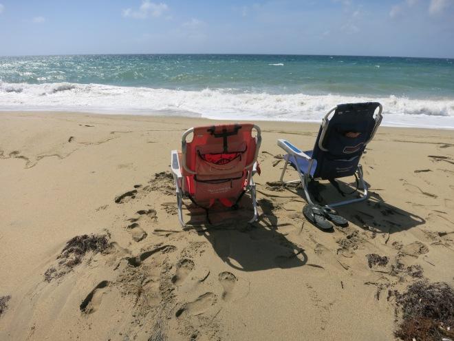 Vieques beach life