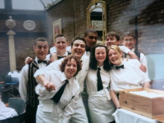 Frederick's crew