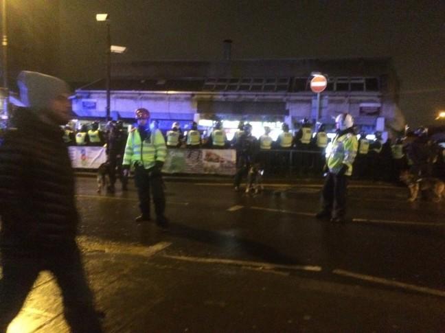 West Ham police